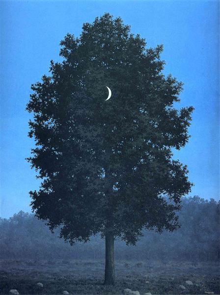 Sixteenth of September, 1956 - Rene Magritte