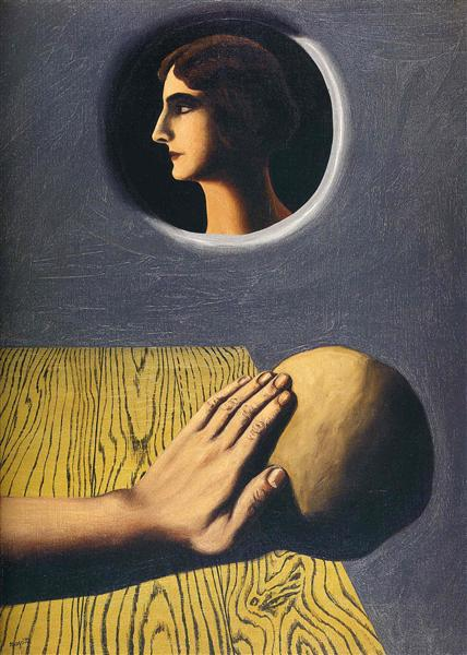 The beneficial promise, 1927 - Rene Magritte