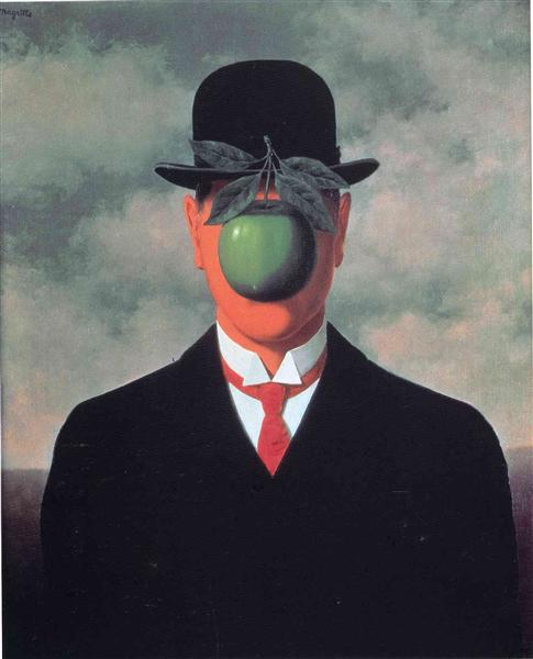 The Great War, 1964 - Rene Magritte
