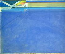 Ocean Park No. 129 - Richard Diebenkorn