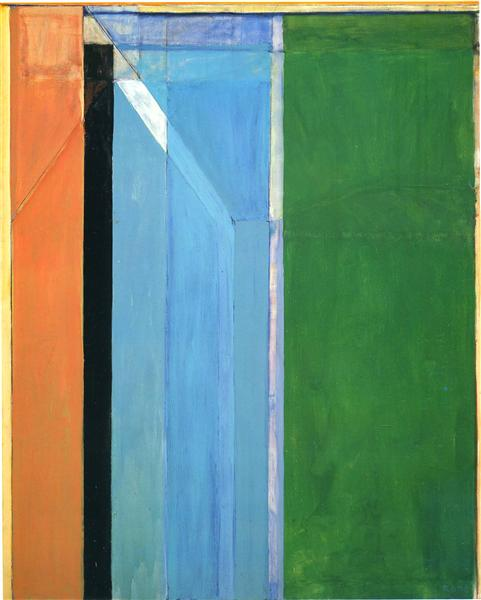 Ocean Park No. 30, 1970 - Richard Diebenkorn