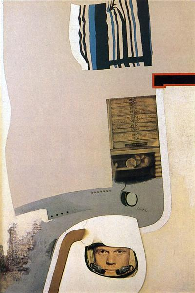 Towards a Definitive Statement  on the Coming Trends in Men's Wear and Accessories, 1963 - Richard Hamilton