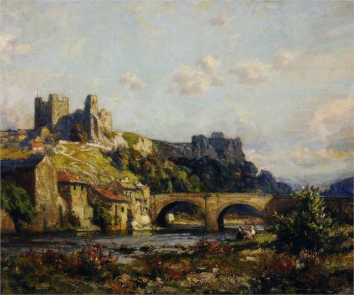 Richmond Castle, North Yorkshire - Річард Джек