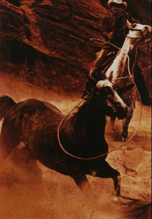 Untitled (Cowboys), 1986 - Richard Prince