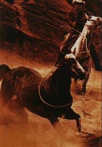 Untitled (Cowboys) - Richard Prince