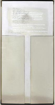 Untitled (Protest Painting) - Richard Prince