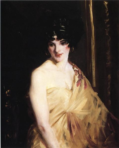 Betalo (The Dancer), 1910 - Robert Henri