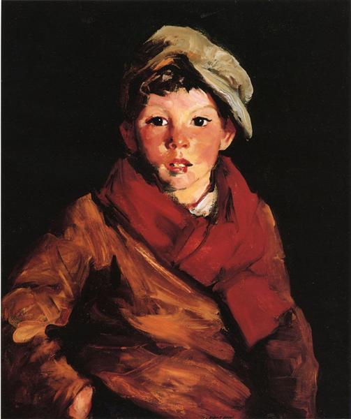 Cafferty, 1926 - Robert Henri