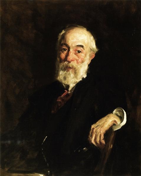 John Butler Yeats, 1909 - Robert Henri