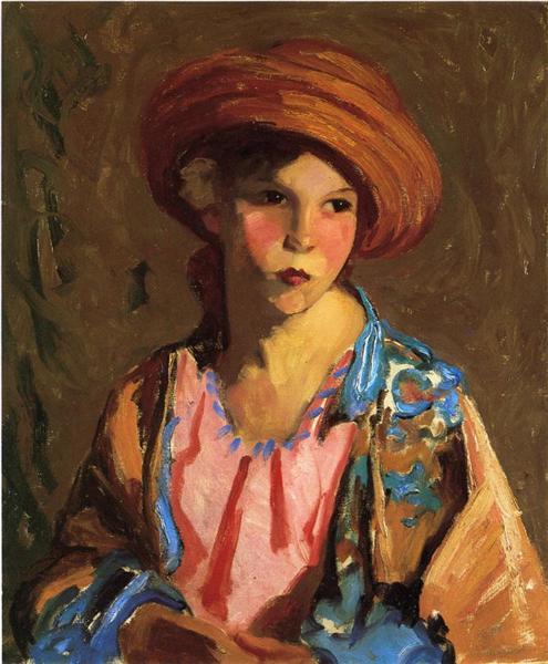 Mildred-O Hat - Robert Henri