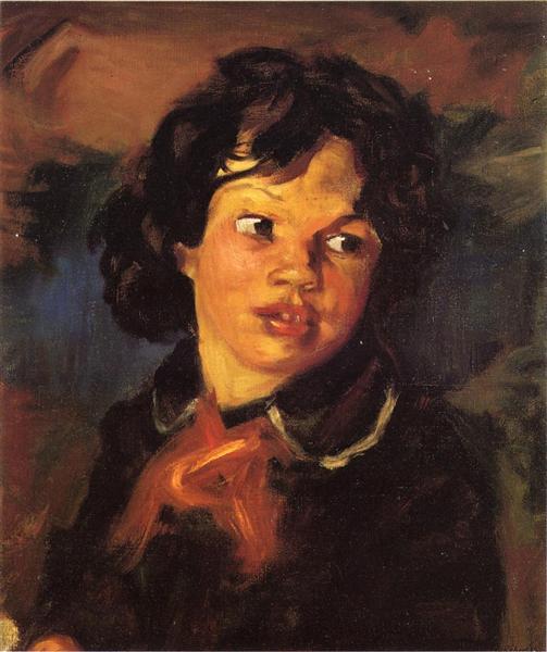Patience, 1915 - Robert Henri