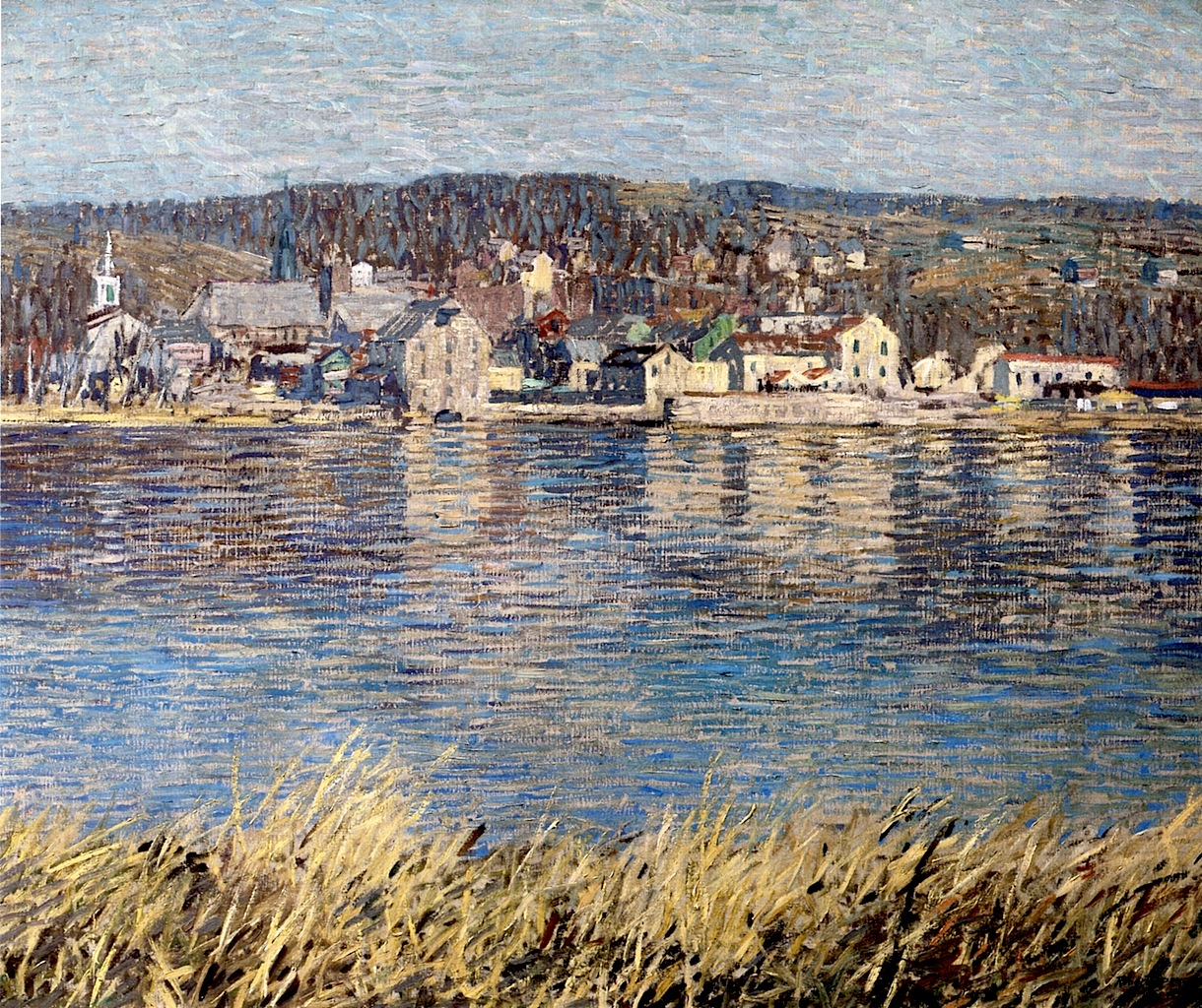Across the River, 1920