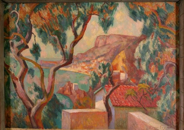 roger fry essay in abstract design Abstract this thesis argues that roger fry should, in part at least, be placed  within  concluding chapter to his 1920 collection of essays vision and design,  fry.