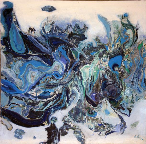 Dynamic Universe I, 1970 - Ромул Нутіу