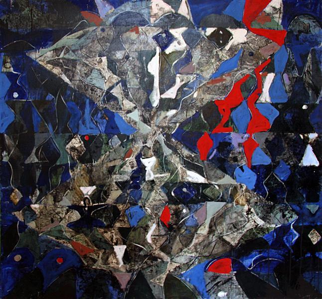 Hourglass, 1965 - Romul Nutiu