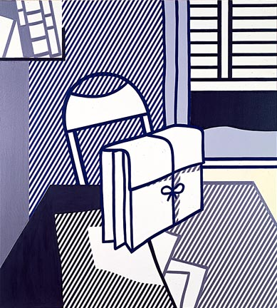 Still life with dossier, 1976 - Roy Lichtenstein