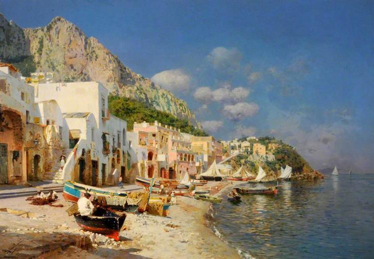 Capri, Italy - Rubens Santoro