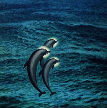 Saint Dolphins - Сабин Балаша