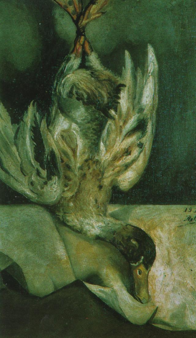 Duck, 1918