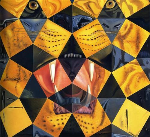 Dali 33434 tessellation