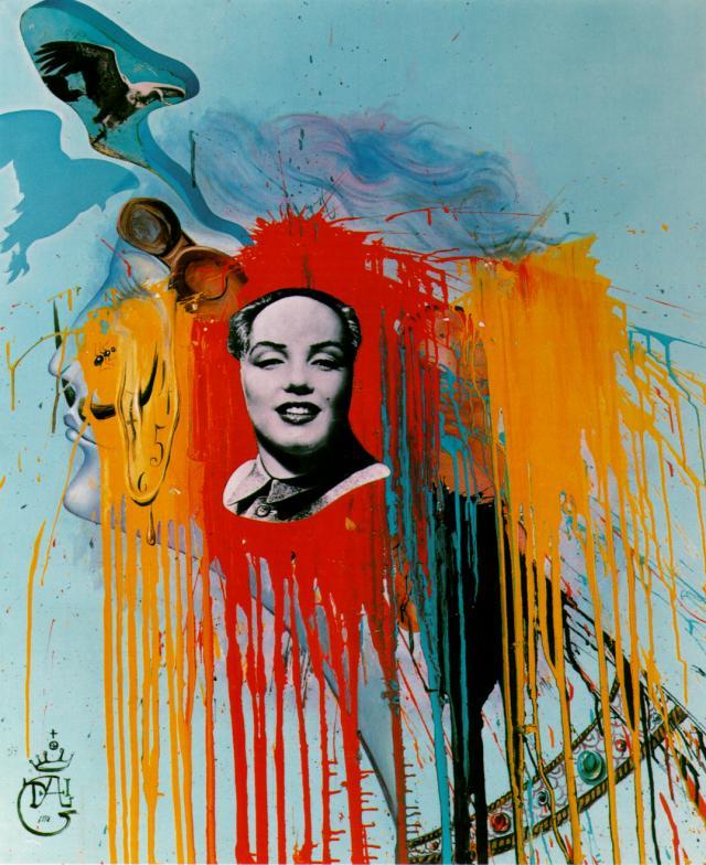 Salvador Dalí - Je Suis Fou De Dali