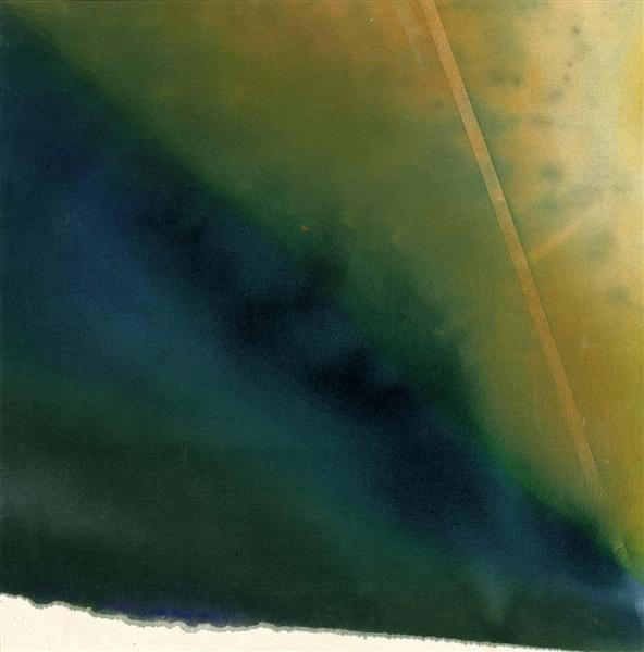 Light Fan, 1966 - Sam Gilliam
