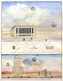 Federal Projects - Saul Steinberg