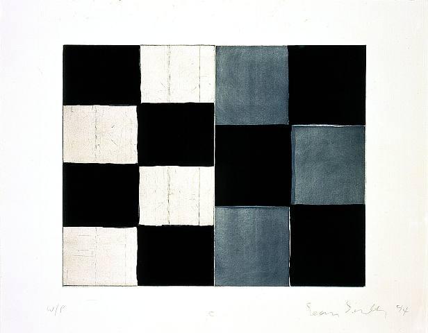 Union Grey, 1994 - Sean Scully