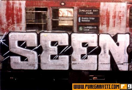 Block Letters - Seen