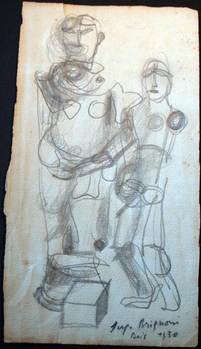 Avantgardistische Figuren, 1930