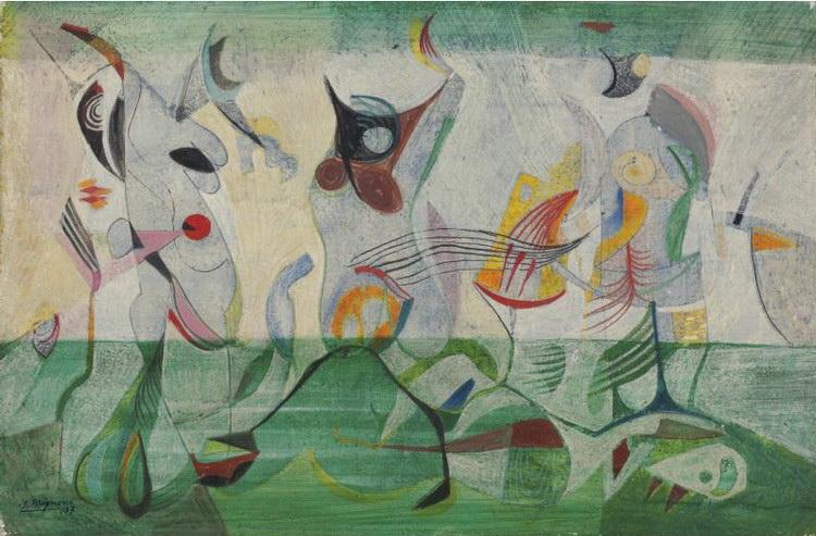 Mirage oceanique, 1937