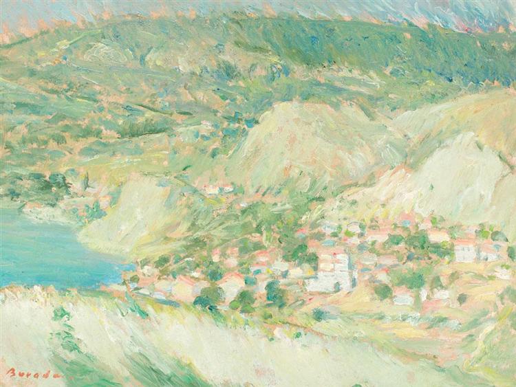 Balchik Hills - Sever Burada