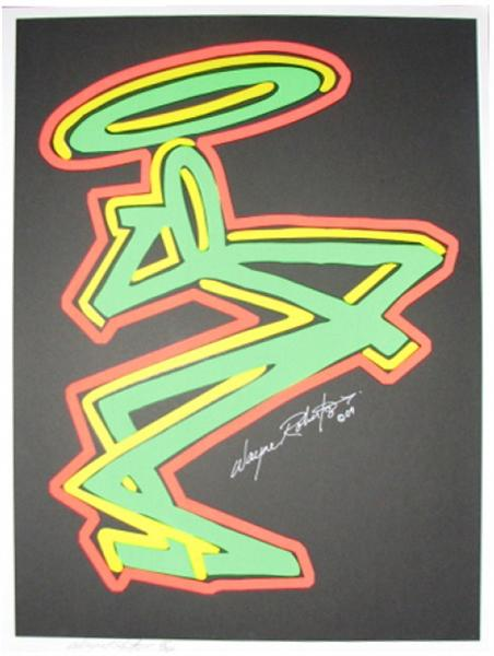 Smoker Print - Stay High 149