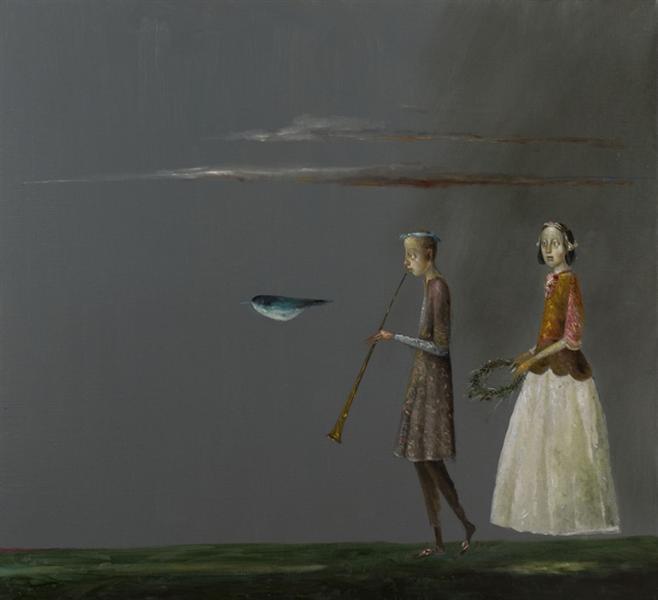 Blue Bird Singer, 2006 - Штефан Кюлтиа