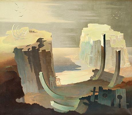 Det döda skeppet, 1940 - Свен Джонсон