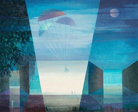 Η επιστροφή, 1972 - Sven Jonson