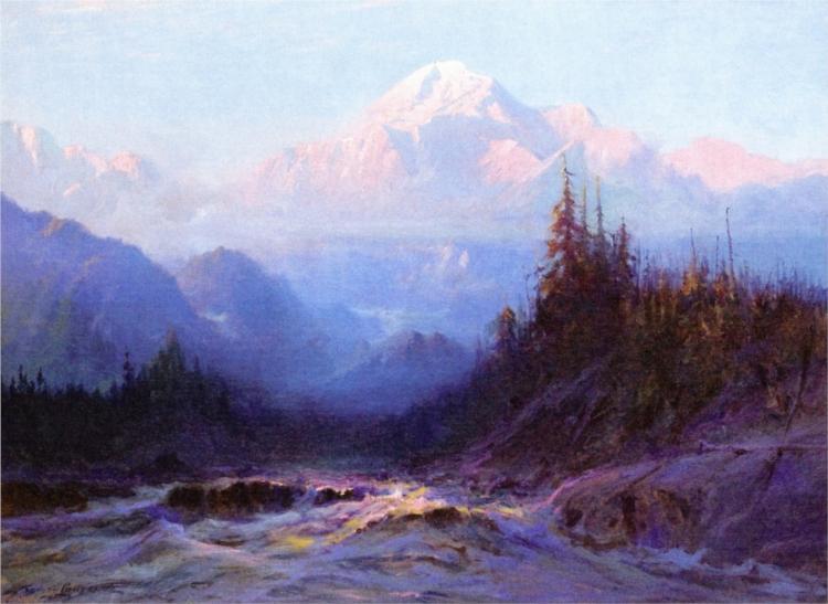 Mount McKinley, 1925 - Сідні Лоуренс