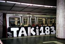 Metro Tag - TAKI 183