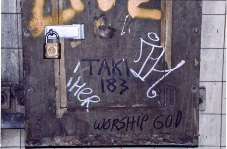 Tag, 1970 - TAKI 183