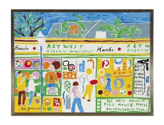 Key West, 1976 - Taro Yamamoto