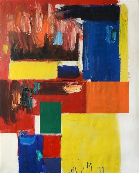 Untitled, 1964 - Taro Yamamoto