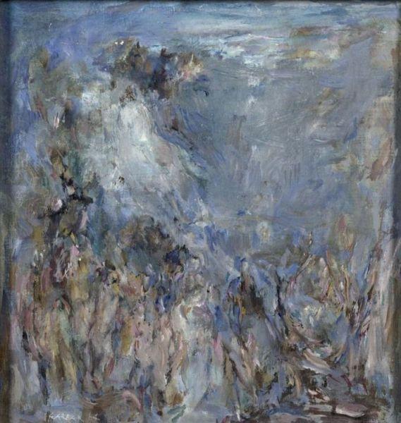 Réve Bleu, 1964 - Theo Gerber