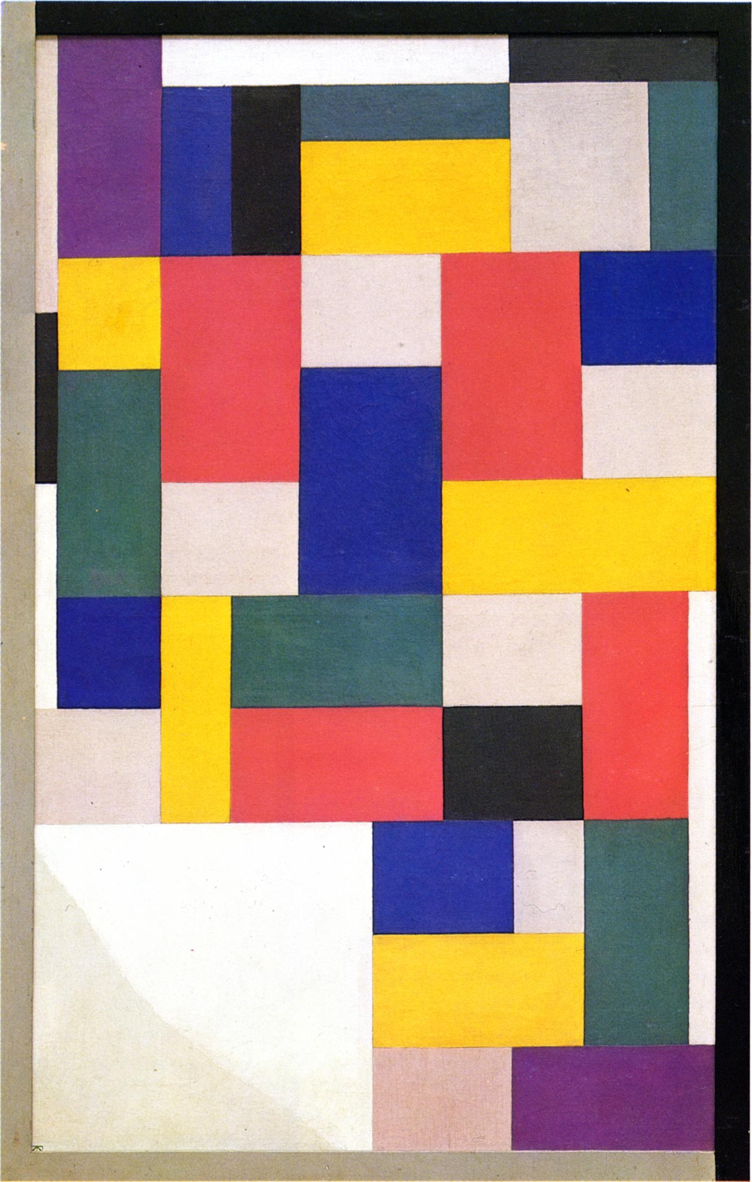 Resultado de imagen de pure painting theo van doesburg