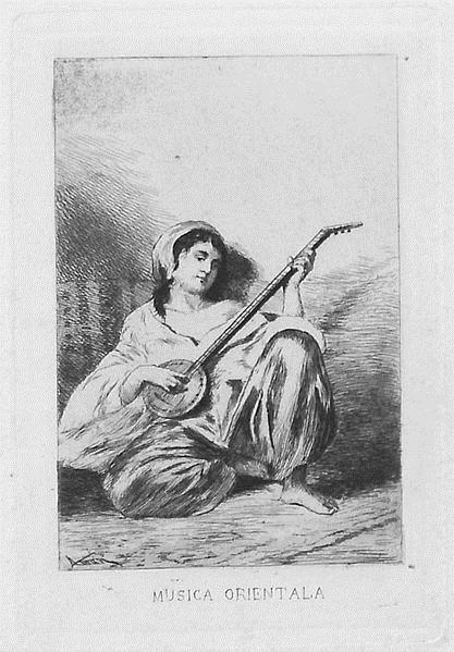 Oriental Music - Theodor Aman