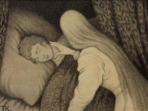 White Bear King Valemon - Theodor Severin Kittelsen