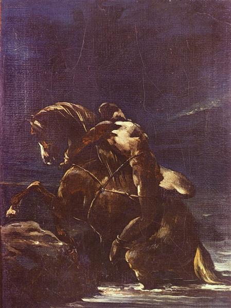 ThePageMazeppa, c.1820 - Théodore Géricault