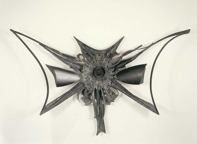 Exploding Star, 1961 - Theodore Roszak