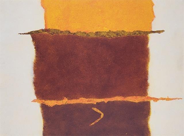 Infinity Field, Lefkada Series #11, 1978 - Theodoros Stamos