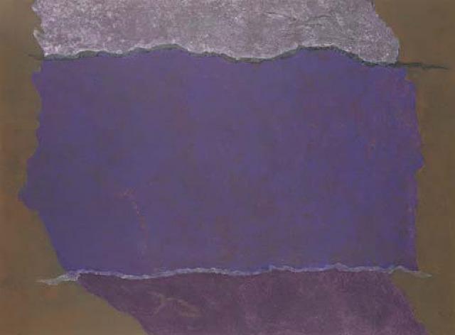Infinity Field, Lefkada Series, 1981 - Theodoros Stamos