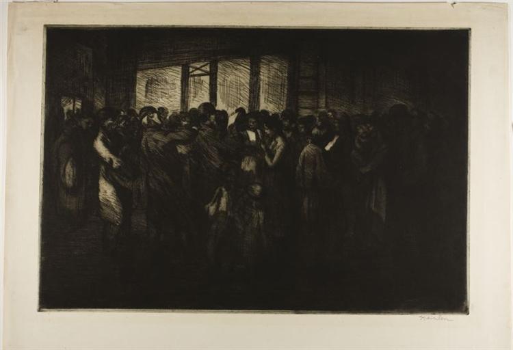 Les Grands Chanteurs Des Rues, 1902 - Theophile Steinlen